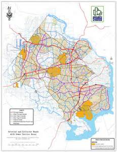 Fairfax Virginia Map by Fairfax County Roadway Classifications By Magisterial