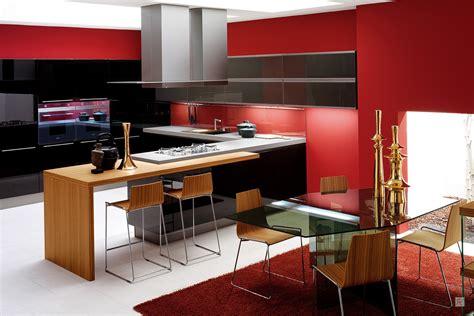 black kitchen with island black rok kitchen design кухни модерн