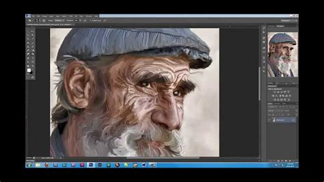 tutorial soft smudge painting photoshop smudge painting youtube