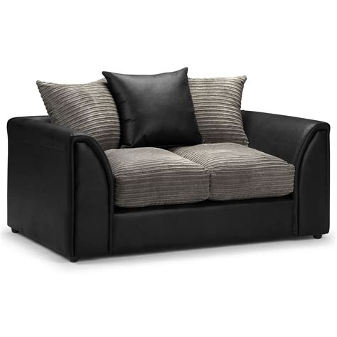 sofa f arthus 2 seater sofa cygnet grey madecom russcarnahan