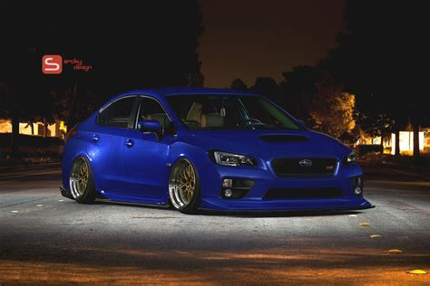 subaru sti 2016 slammed sidanny s skrate racekoars scream little civic scream