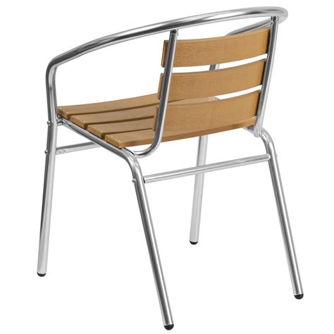Commercial Chairs by Aluminum Commercial Indoor Outdoor Restaurant Stack Chair