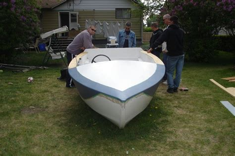 fishing rowboat design boat plans how to build a fishing boat rowboat more ebay