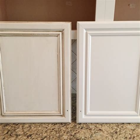 Glazing Kitchen Cabinets Before And After by Painting Kitchen Cabinets Before Amp After Mr Painter