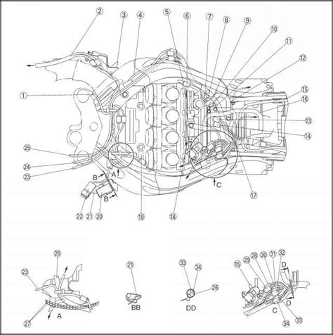neutral light wiring diagram 2005 yamaha r6 yamaha r6