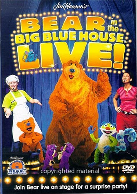 in the big blue house live dvd 2003 dvd empire