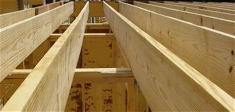 10 x 10 floor joist maximum floor joist span