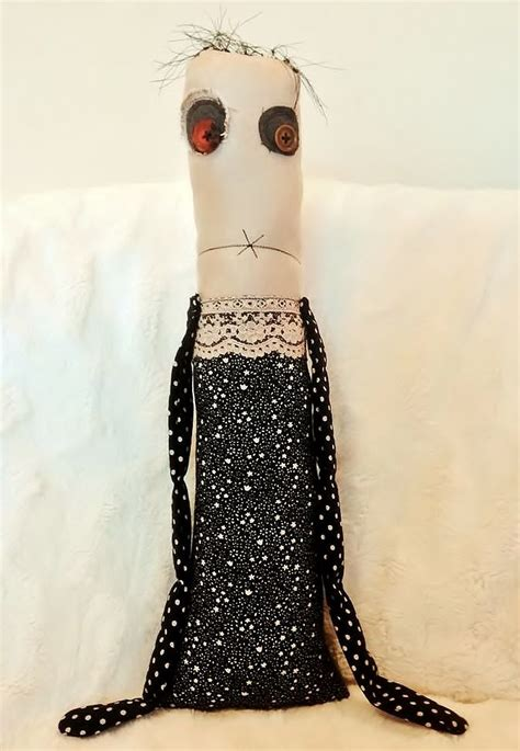 Creepy Handmade Dolls - 17 best images about sewing edition on
