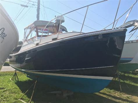 used bass boat reviews cape dory 28 open fisherman used boat review boats