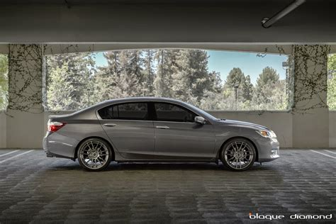 this honda accord sport with blaque diamond wheels is perfect