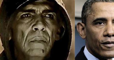 Separated At Birth by Esser Agaroth 2 162 Separated At Birth Satan And Obama