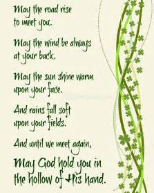 simple st s day decor with blessing printable blessing blessings and saints