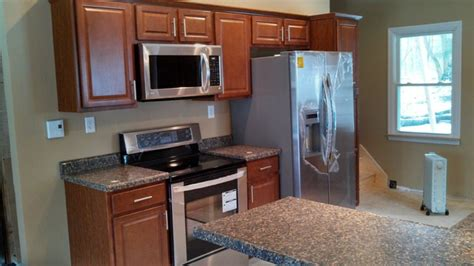 in stock kitchen cabinets lowe s in stock cabinets