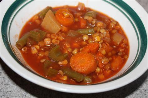 a vegetables stew crockpot vegetable stew