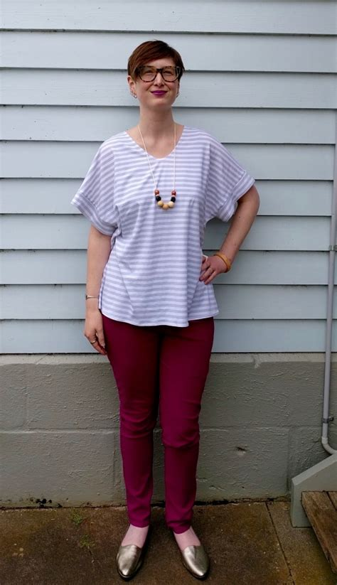 pattern review style arc elle pant style arc elle pant named sointu kimono tee by