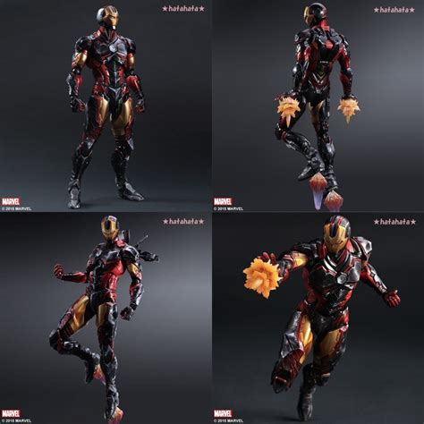 Play Arts Marvel Universe Ori Square Enix New Misb new square enix marvel comics variant play arts iron from japan ebay