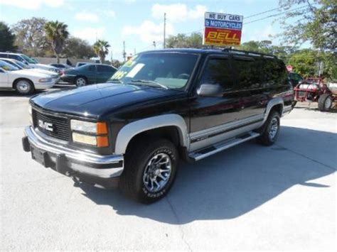 buy car manuals 1993 chevrolet suburban 1500 parking system purchase used 1993 chevrolet suburban 1500 in 1849 s