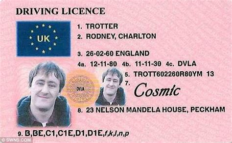 rodney you plonker underage drinker tried to use fake id