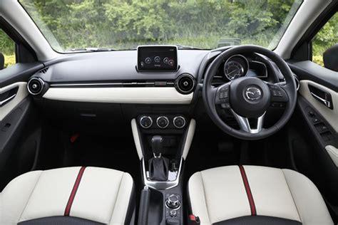 Mazda 2 Interior by New 2015 Mazda 2 Ready For Release Machinespider