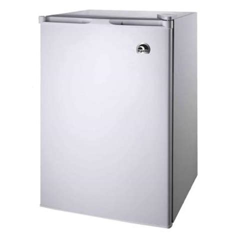 igloo 4 6 cu ft mini refrigerator in white fr464 white