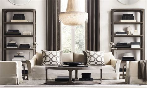 home hardware room design get a first look at restoration hardware s new home