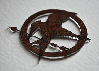 How To Make A Mockingjay Pin Out Of Paper - how to do something how to make a mocking pin