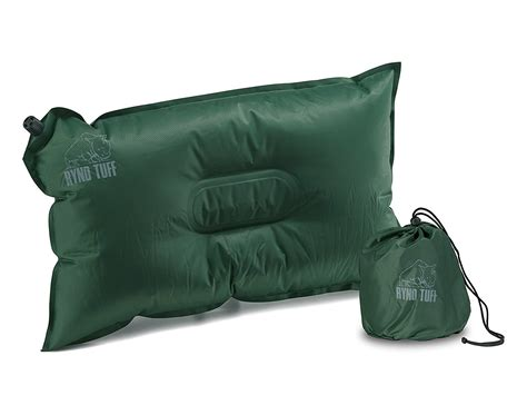backpacking pillow ryno tuff self inflating cing pillow ryno
