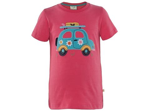T Shirt Kinder Auto by Kinder T Shirt Auto Beere Gr 6 2 3 Jahre