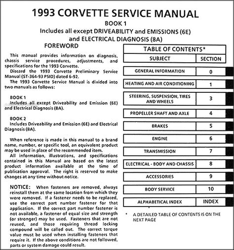 automotive repair manual 2008 chevrolet corvette electronic valve timing service manual online auto repair manual 1993 chevrolet corvette electronic valve timing