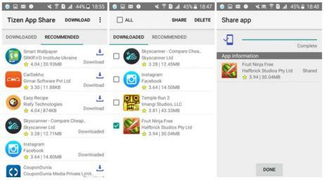Play Store For Tizen Samsung Pubblica Tizen App Sul Play Store