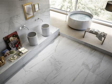 piastrelle finto marmo gres porcellanato lappato effetto marmo luni iperceramica