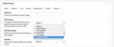 sidebar layout wordpress plugin tutorial how to add a double sidebar layout total