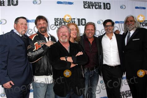 deadliest catch reveals preview and premiere date for photos and pictures deadliest catch cast execs at the