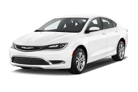 chrysler car chrysler cars sedan reviews prices motor trend