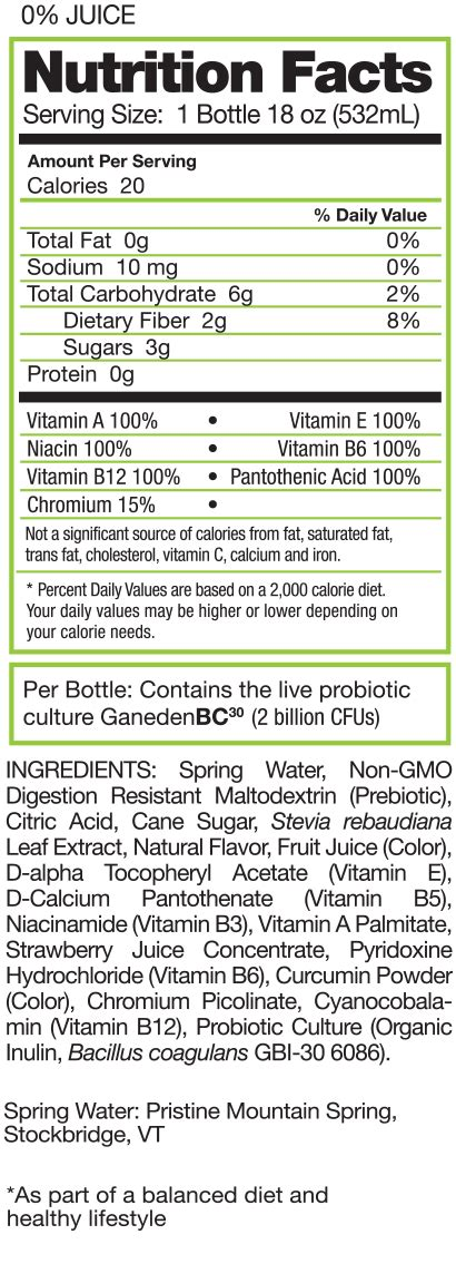 Shoo Shaklee sun nutrition facts label nutrition ftempo