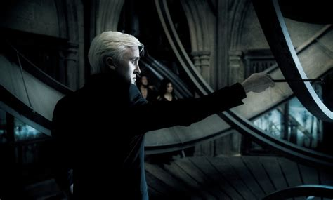why draco malfoy wasn t a typical villain pottermore