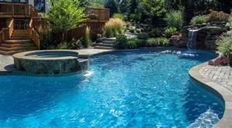 swimming pools pool design nj clc landscape design