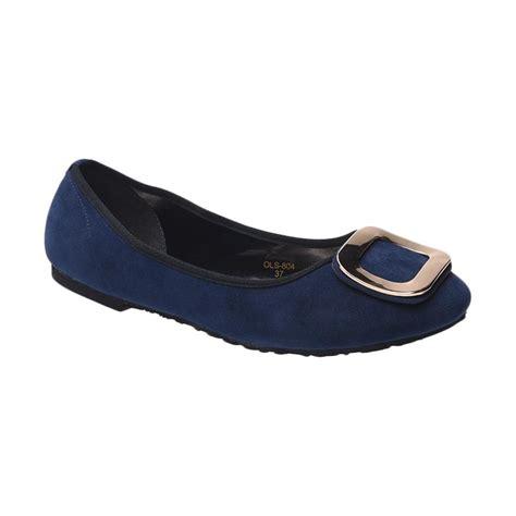 Kualitas Sepatu Yongki Komaladi jual yongki komaladi ols 804 sepatu wanita navy harga kualitas terjamin blibli