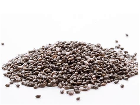 Chia Seeds Black Organic 100 300gr bulk superfoods chia seeds black organic