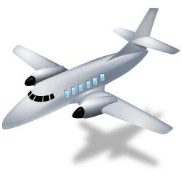 airplane icon | transport iconset | icons land
