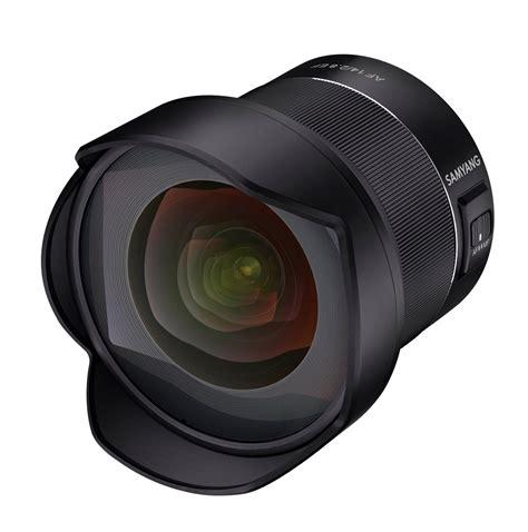 Samyang 14mm F 2 8 Lens For Canon coming soon samyang af 14mm f 2 8 ef lens for canon mount