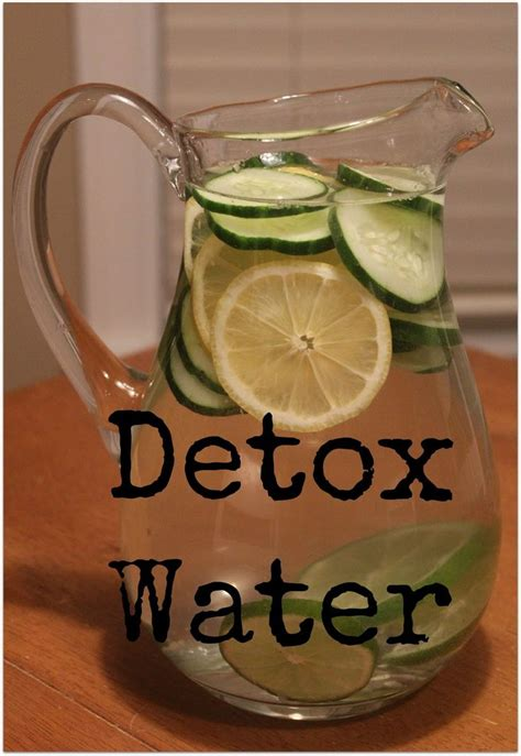 How To Start Water Detox by New Year Detox Water To Start 2013 The Healthy Way