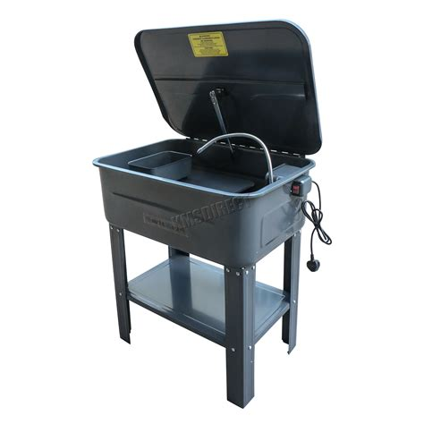 bench cleaner switzer 20 gallon part washer with pump tank cleaner