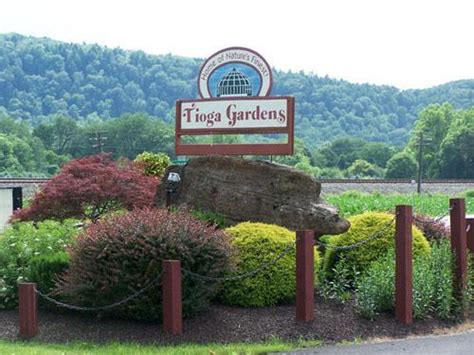 Tioga Gardens by Owego Ny Usa Wedding Mapper