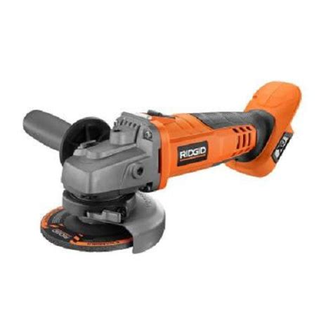 Factory Reconditioned Ridgid Zrr86040b 18v Cordless 4 1 2