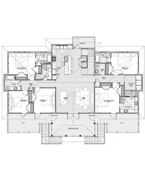 House Floor Plans On Stilts by Coastal House Plans On Pilings For The Home