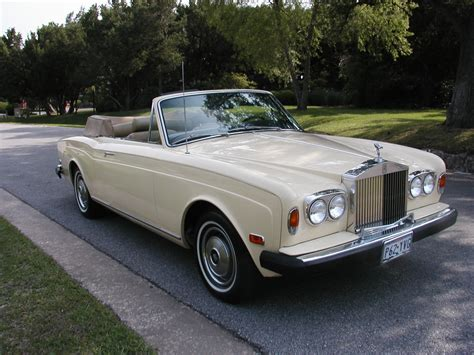 corniche rolls royce rolls royce corniche price modifications pictures