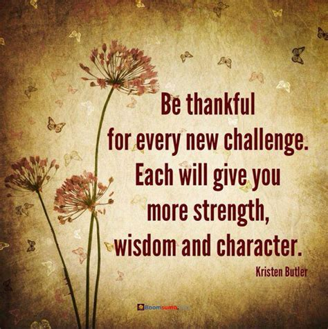 new quotes positive thinking quotes be thankful every new challenge