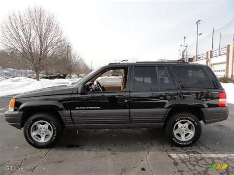 1997 black jeep grand laredo 4x4 43647553 photo 3 gtcarlot car color galleries
