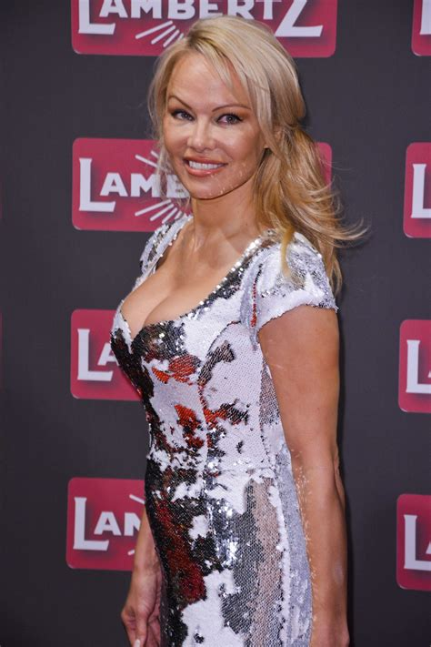 Pamela Anderson   Lambertz Monday Night 2018 in Köln
